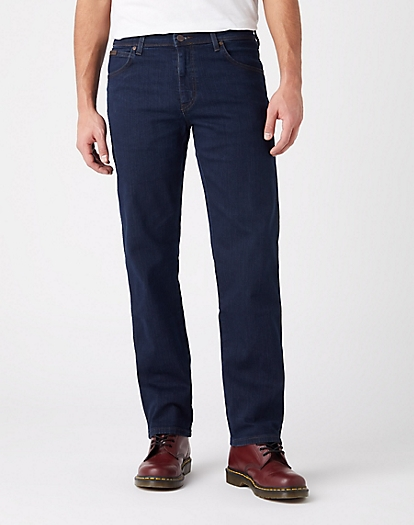 Texas Heavyweight Jeans in Blue Black