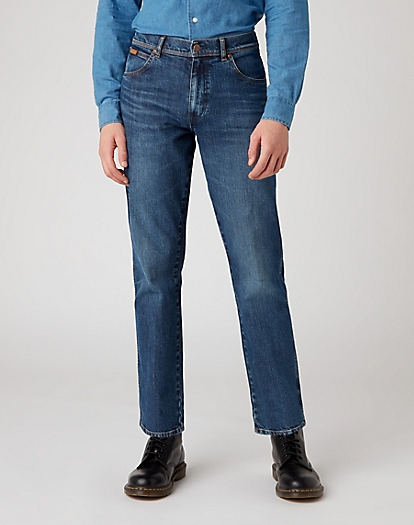 Texas Midweight Jeans in The Legend