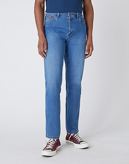 Texas Lightweight Jeans in Blazing Blue
