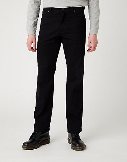 Texas Trouser in Black