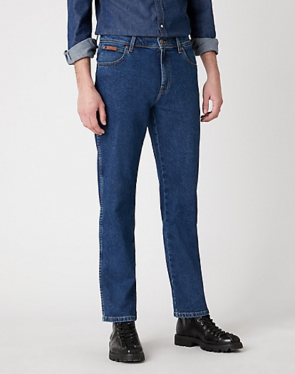 Texas Midweight Jeans in Ride On
