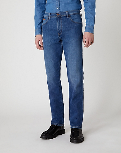 Texas Heavyweight Jeans in Hot Rock