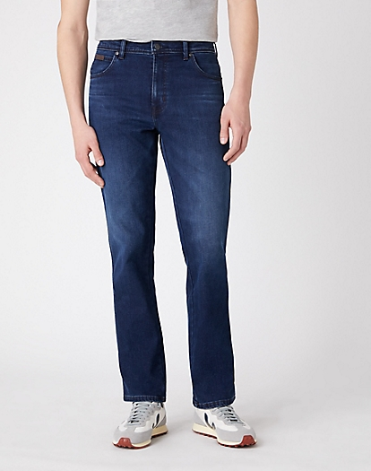 Texas Heavyweight Jeans in Brushed Up