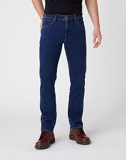 Arizona Midweight Jeans in Charged Blue