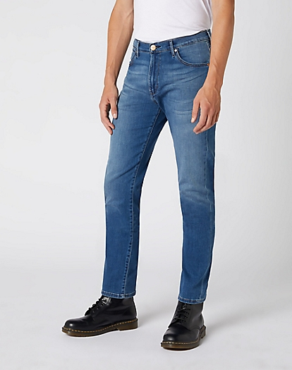 Arizona Lightweight Jeans in Bright Stroke