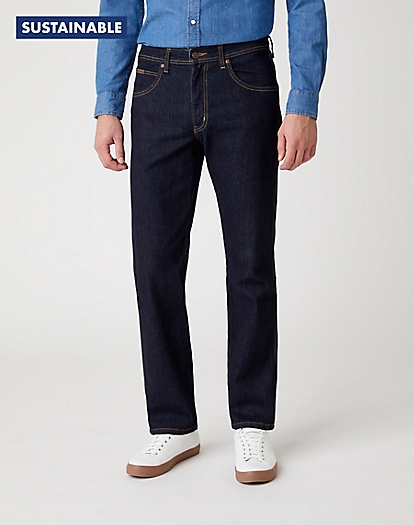 Arizona Midweight Jeans in Rinsewash