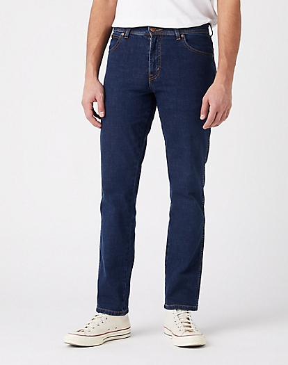 Texas Slim Jeans in Cross Game