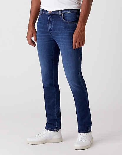 Texas Slim Jeans in Velvery Blue