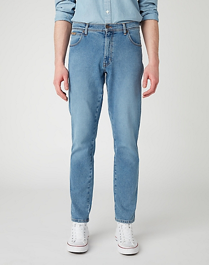 Texas Slim Jeans in Blue Honor
