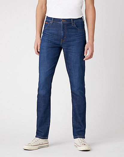 Texas Slim Jeans in Airlite Blue