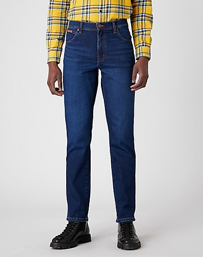 Texas Slim Jeans in Straight Shot