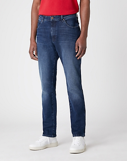 Texas Taper Jeans in Jetstream