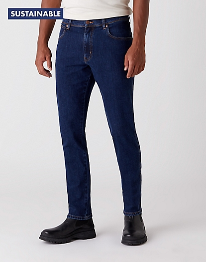 Texas Taper Jeans in Blue Storm