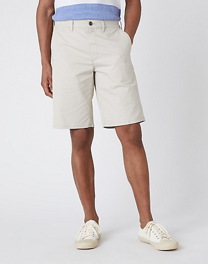 Chino Short in Stone