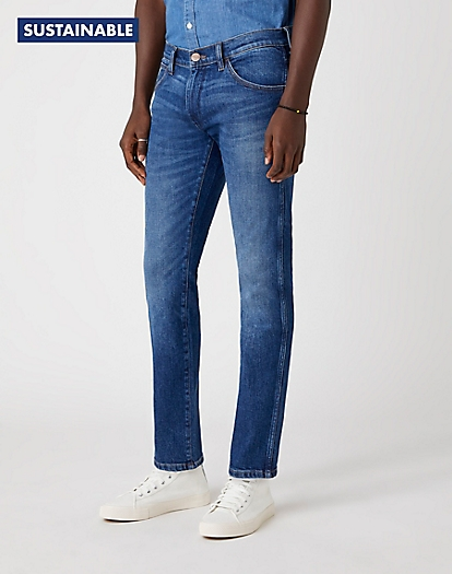 Bryson Jeans in Hard Edge