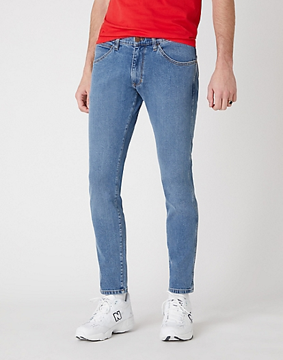 Bryson Jeans in Blue Stones
