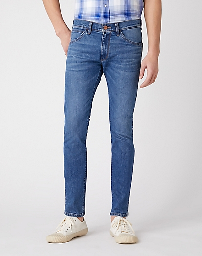 Bryson Jeans in Blue Shot