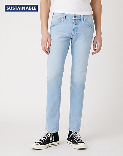 Bryson Jeans in Clear Blue
