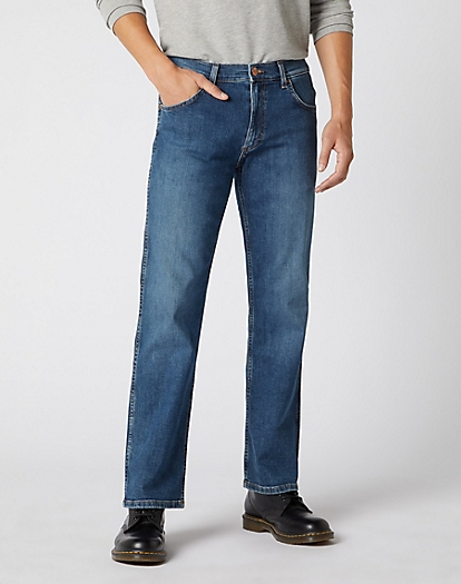 Jacksville Jeans in Green Haze