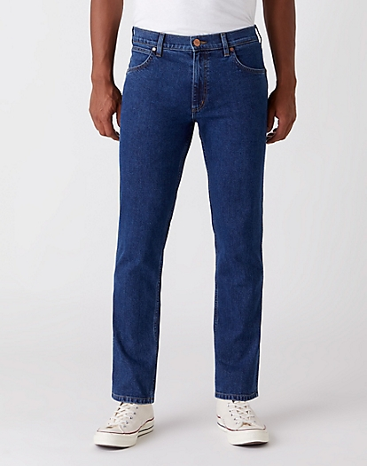 Greensboro Midweight Jeans in Ride On