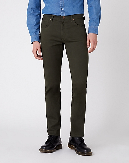 Greensboro Trouser in Roisin Green