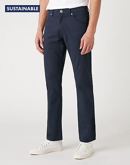 Greensboro Trouser in Navy