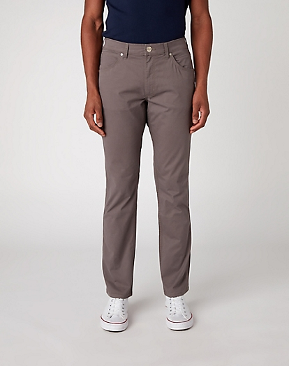 Greensboro Trouser in Quiet Grey
