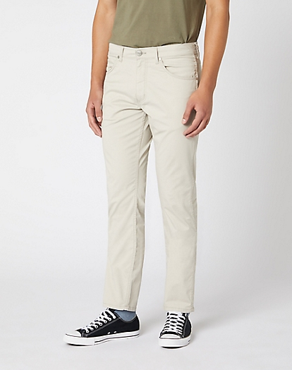 Greensboro Trouser in Stone