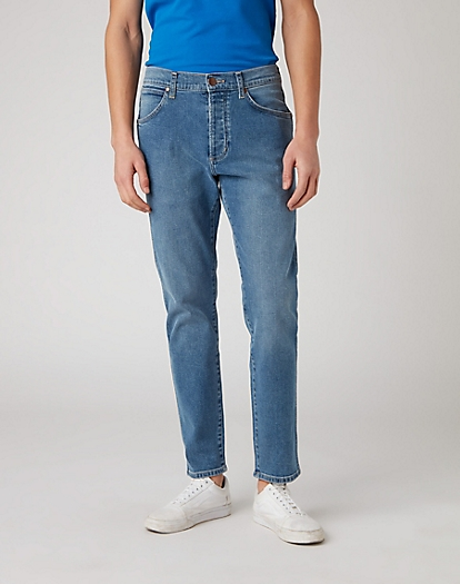 Slider Jeans in Blue Stones