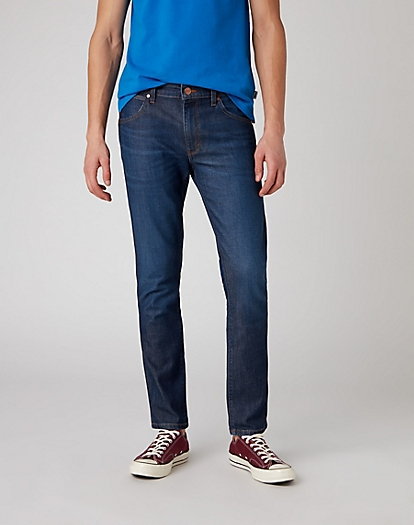 Larston Heavyweight Jeans in Sphere Blue