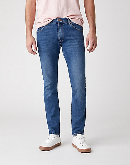 Larston Midweight Jeans in Blue Fire