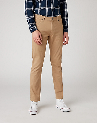 Larston Trouser in Sand