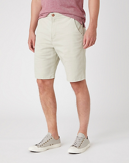 Casey Chino Shorts in Agate Grey