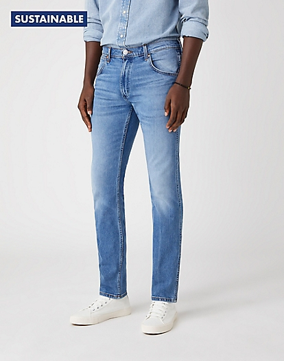 Indigood Icons 11MWZ Western Slim Jeans in The Wrider
