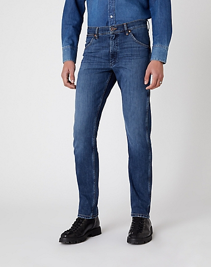 Icons 11MWZ Western Slim Jeans in Dark Trace