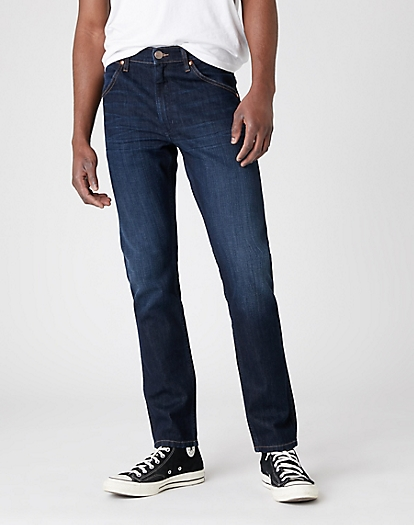 Indigood Icons 11MWZ Western Slim Jeans in Blue Bone