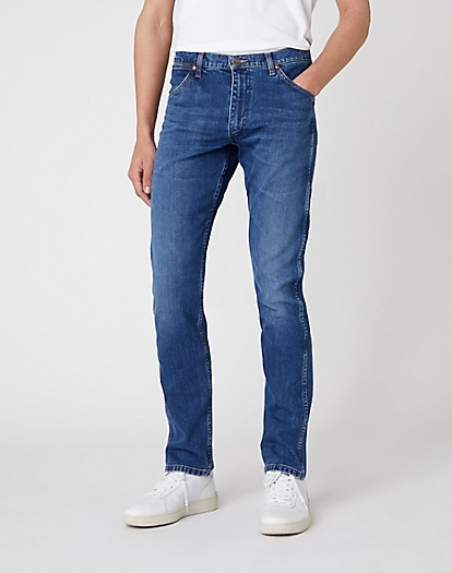 Indigood Icons 11MWZ Western Slim Jeans in Good Day