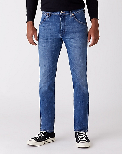 Indigood Icons 11MWZ Western Slim Jeans in Good Times