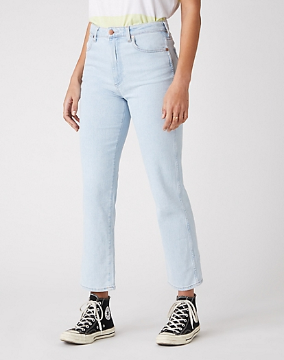 The Retro Jean in Ballad Blue
