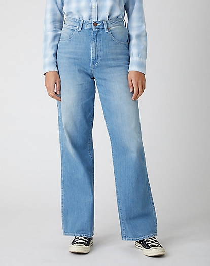 Mom Relaxed Carpenter Jeans in Sunfade