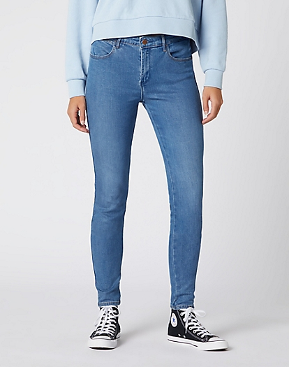 Skinny Jeans in Soft Worn
