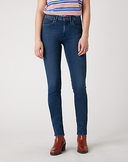 Slim Jeans in Vintage Ink