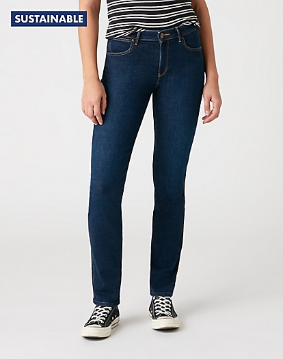 Slim Jeans in Night Blue