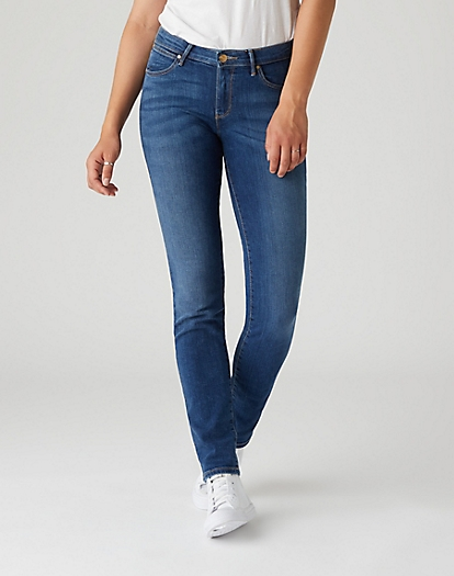 Slim Jeans in Authentic Blue