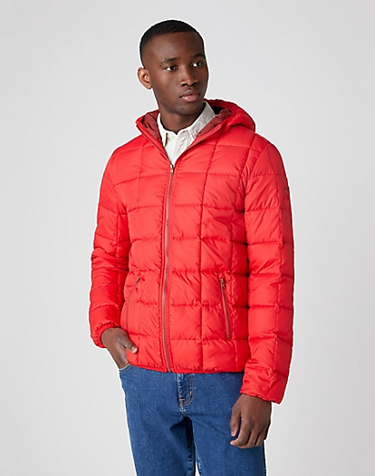 The Puffer in Mars Red