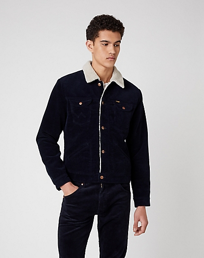 Icons 124MJ Sherpa in Navy
