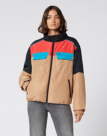 Utility Jacket in Pyramid Sand