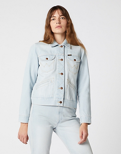 Icons 124WJ Western Jacket in Blue Rhapsody
