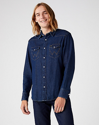 Icons 27MW Western Shirt in New