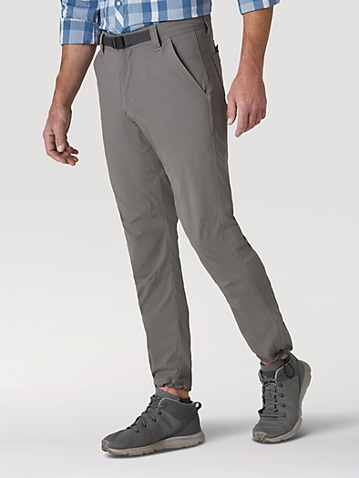 All Terrain Gear by Wrangler® Men's Convertible Trail Jogger in Charcoal